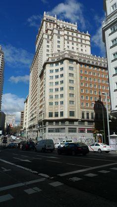 Edificio España 1947-1954