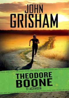 Narradores de Sueños: Theodore Boone, joven abogado de John Grisham (Montena)