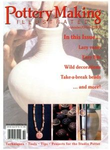 Pottery Making Illustrated September/October 2002 Issue Cover