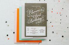 Aurora's Starry First Birthday Party
