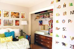 Baby Balmeo-Sturgill's Bright Room to Grow In