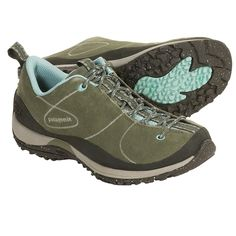 Patagonia Bly Hiking Shoes - Recycled Materials (For Women) in Sage Khaki