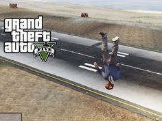 GTA 5 Online Funny Car Tire Launch Glitch with H2O Delirious!