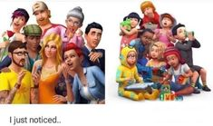 The Sims, Sims Cc, Funny Cute, Hilarious, Haha Funny, Lol, Funny Sims, Sims Memes, Sims 4 Stories