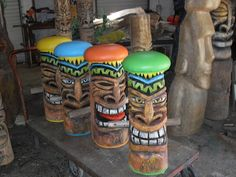 Tiki Bar Graphics | ... Tiki Hut and Tiki Bar accessories to complete a one-of-a-kind outdoor