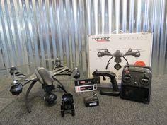 Yuneec Typhoon Q500 4K Quadcopter Drone ST10 CGO STEADY GRIP
