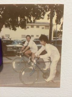 Prince riding his bike outside Miami right before his concert Purple Rain Tour 1984 Sheila E, Young Prince, My Prince, Prince And Mayte, The Artist Prince, Paisley Park, First Love, My Love, Dearly Beloved