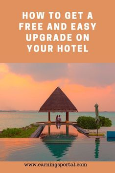 A guide on how to get a free upgrade on your hotel when you go on holiday. Along with some saving money tips when it comes to booking your holiday. Earn Money From Home, Way To Make Money, Make Money Online, Money Tips, Money Saving Tips, Saving Ideas, Best Money Making Apps, Budget App, Earn Extra Income