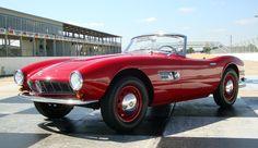 Rick Grant's 1957 BMW 507