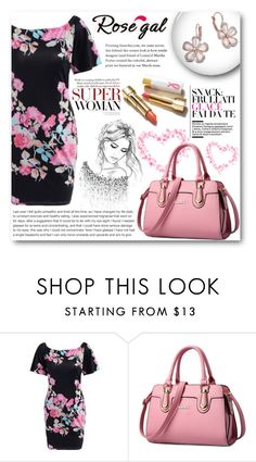 """Fashion 55"" by tanja133 ❤ liked on Polyvore featuring AFA Amino Acid Skin Care"