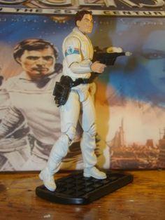 Buck Rogers in the 25th Century - HissTank.com custom Buck Rogers figure