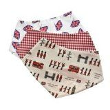 Best Price Set of 3 London dribble bib by Dribblebuster Bandanas Special offers - http://topbrandsonsales.com/best-price-set-of-3-london-dribble-bib-by-dribblebuster-bandanas-special-offers