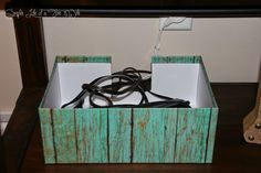 How to hide tv cords in the living room www.simplelifeofafirewife.com