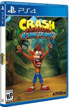 Crash Bandicoot N Sane Trilogy is coming to PS4 in 2017. It is a 'remaster plus' of the 3 original Naughty Dog games as has been created by Vicarious Visions ','