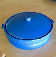 Tudor Potteries 9.5 inch casserole 1930s