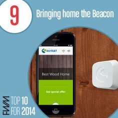 At number 9 in our Digital #Trends for 2014: Bringing Home the #Beacons...  Find out why #iBeacons made it onto our list and why we think they're awesome!