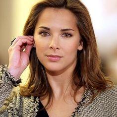 Melissa Theuriau, la plus belle présentatrice de la TV française.