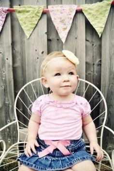 Little Girls' Headband Galore Little Girl Headbands, Baby Hair Accessories, Little Girls, Bebe, Toddler Girls, Baby Girls, Kids Hair Accessories
