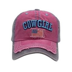 Find the perfect gift idea for your favorite cowgirl. Western and rodeo style gift ideas for women and girls. Distressed Baseball Cap, Western Wear For Women, Caps For Women, Mens Caps, Western Outfits, Caps Hats, Women Accessories, Baseball Hats, Jade
