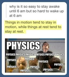 Physics!