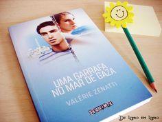 Que belezura de livro, venham conferir a resenha de UMA GARRAFA NO MAR DE GAZA: http://www.delivroemlivro.com.br/2015/02/resenha-268-uma-garrafa-no-mar-de-gaza.html