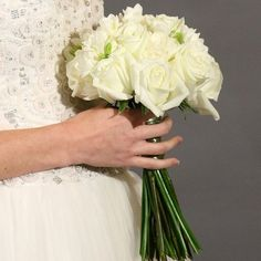 Simple Bridal Bouquets Ideas