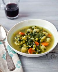 18 Vegetarian Soups from Food & Wine Magazine