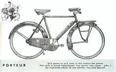 herse porteur 1950 rebour