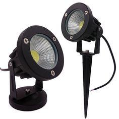 220 V 110 V Outdoor Garten Lampe LED Rasen Licht 3 Watt 5 Watt 7 Watt