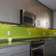 30 best glass backsplashes images kitchens home kitchens kitchen rh pinterest com