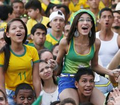 Brazil and Croatia Started in style: Football worldcup 2014 @ Brazil