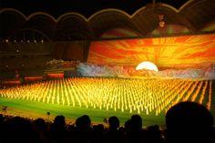 North Korea 2013 - Mass Festival