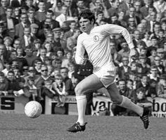 Eddie Gray of Leeds Utd in Leeds United, Crystal Palace, Still Image, The Outsiders, The Unit, Football, Gray, 1960s, News