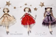 Miss Polly had a dolly who was chic, chic, chic! And we want one quick, quick, quick! The lovechild of two of our favourite brands, these limited edition Little Treasures X Tutu Du Monde dolls ($160.35) are sure to be a hit with any little girl (and maybe some big ones too). Each doll comes …