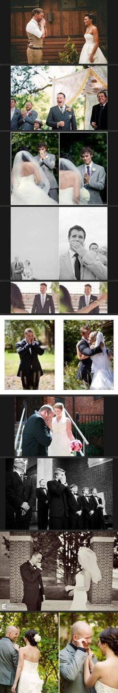 Every girl deserves this reaction!