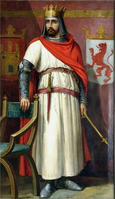 King of Castile and León. Son of King Alfonso XI and his mistress Leonor de Guzmán. Portraits, Portrait Art, Rey Enrique, Toledo Cathedral, Spanish Royalty, Royal Monarchy, Knights Templar, European History, Sacred Art