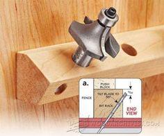 Router Bit Cabinet Plans - Router Tips, Jigs and Fixtures   WoodArchivist.com