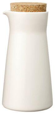 Teema Milk Jar contemporary serveware