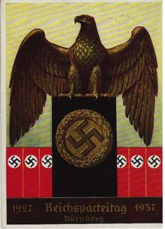 Philasearch.com - German Empire, 1933/45 Third Reich Picture postcards. Seems I'm turning into a collector of Reichsadler