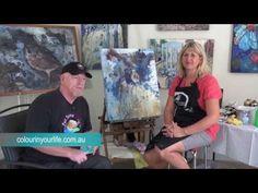 Watercolour Lesson with Alvaro Castagnet - YouTube