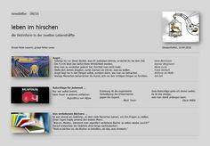Latschariplatz Blog Nr. 07 > Senioren Magazin: Im Senioren-Magazin *** Hirschen Newsletter 2016/0...