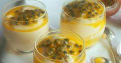 Receta facil de Mousse de maracuya, muy rico y con una textura suave. Como hacer Mousse de maracuya super facil, con un sabor unico. Mousse de maracuya con jarabe de maracuya, casero, delicioso.