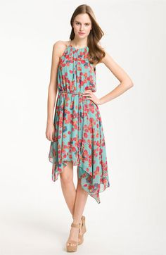 just purchased this Jessica Simpson dress - way outside my comfort zone... looks more boho chic in person