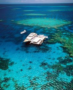 Agincourt Reef in the Great Barrier Reef, Australia. Click on the magnifying glass icon to see a larger version. Photograph: Getty Images/Lonely Planet Image