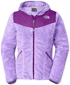 The North Face Girls' Oso Hooded Jacket