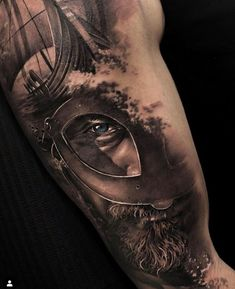upper arm tattoo - Viking warrior upper arm tattoo -Viking warrior upper arm tattoo - Viking warrior upper arm tattoo - a tattoo of pennywise the evil clown awesome face morph tattoo © tattoo artist Michael Zammit 💟💟💟💟💟💟 We created a collection of Arm Tattoo Viking, Celtic Warrior Tattoos, Viking Tattoos For Men, Norse Tattoo, Viking Tattoo Design, Tattoos For Guys, Warrior Tattoo Sleeve, Armor Tattoo, Arm Tattoos Forearm