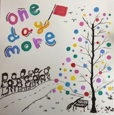 """""""One Day More"""". By Laksika Reungrongrat. Age 13 from Thailand. #theatre #lesmis #musicals www.lesmis.com"""