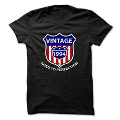 American Vintage Crest  1994 - #crop tee #mens sweater. WANT THIS  => https://www.sunfrog.com/Birth-Years/American-Vintage-Crest-1994.html?id=60505