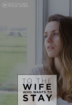 Rebekah encourages women to hold fast to Jesus when facing a potentially devastating crisis in their marriage. res