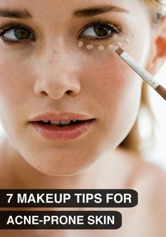 These 7 Makeup Tips will help you boost your beauty routine so you can show off your clear skin. Discover the best way to treat your acne-prone skin and cover up blemishes and find a skincare routine that works for you.